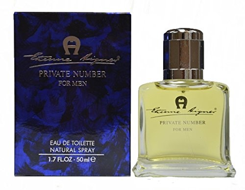 Etienne Aigner Private Number For Man EDT 50 ml