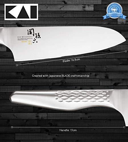貝印KAI三徳包丁関孫六匠創165mm日本製AB5156