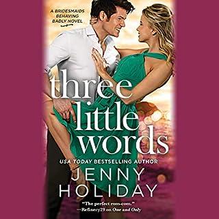 Page de couverture de Three Little Words