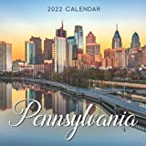 Pennsylvania Calendar 2022: Gifts for Friends and Family with 12-month Monthly Calendar in 8.5x8.5 inch