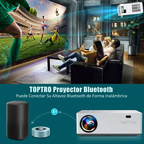 TOPTRO Proyectores