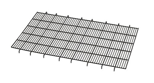Floor Grid for Dog Crate | Elevated Floor Grid Fits MidWest Folding Metal Dog Crate Models 1536U, 1536DDU, 436, 436DD
