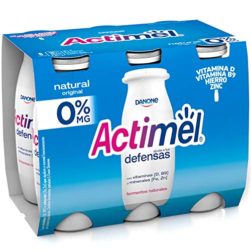 Actimel 0% MG 6x100 g