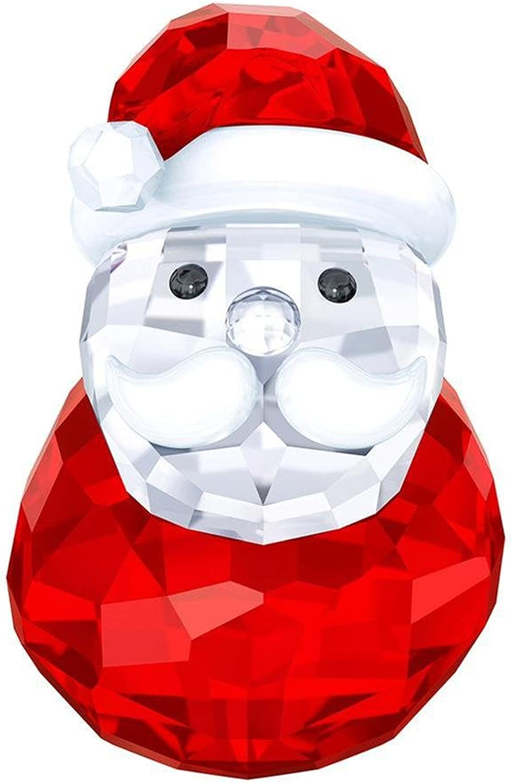 Swarovski Rocking Santa Holiday Figurine (5223688)