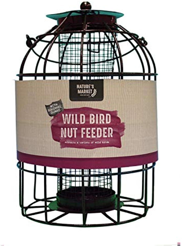 Kingfisher 12 x BF008N Squirrel Guard Hanging Nut Peanut