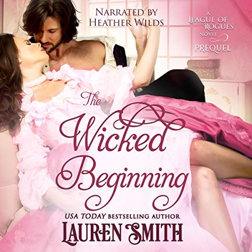 The Wicked Beginning cover art