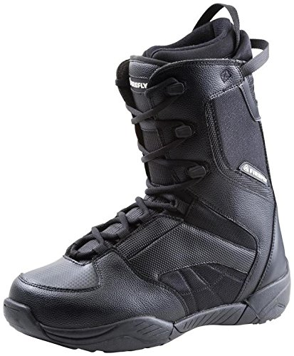 FIREFLY Herren Boot C20 Comp Snowb-Softb, SCHWARZ, 8