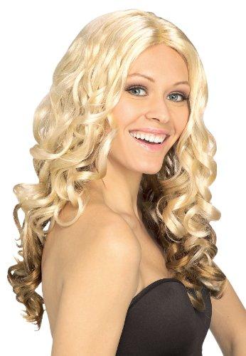 Rubie 's 51438 Rubie 's Officiële Goldilocks pruik blond eenheidsmaat voor volwassenen One Size