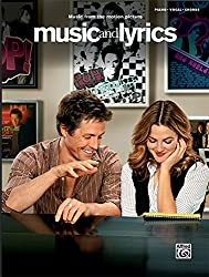 Music and lyrics - music from the motion picture piano, voix, guitare