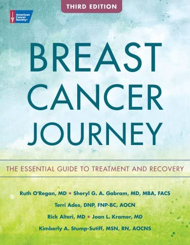 Breast Cancer Journey The Essential Guide to Treatment and Recovery product image
