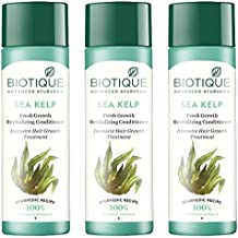 Biotique Fresh Growth Revitalizing Conditioner - Sea Kelp-120ml