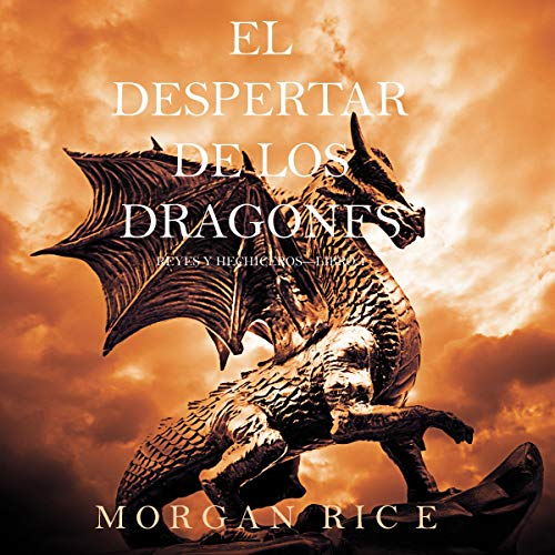 Couverture de El Despertar de los Dragones [Rise of the Dragons]