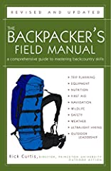 Recommended Use: backpacking Publisher: Three Rivers Press ISBN#: 0517887835 Author: Rick Curtis Publication Date: 1998