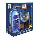 Larios 12 Ginebra Premium 40% + Pack Regalo Copa - 700 ml