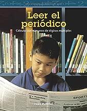 Leer el Periodico: Level 3 (Mathematics Readers)