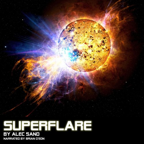 Superflare  By  cover art