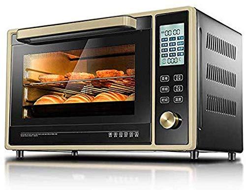 Vrijstaande elektrische ovens Intelligente multifunctionele digitale timerregeling Bakken voor commerciële 33L