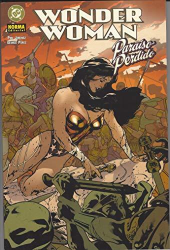 Wonder woman- paraiso perdido
