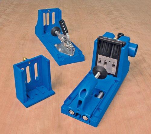 Kreg KJMICRODGB Jig Micro Drill Guide System,Black Polymer