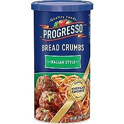 Progresso Italian Style Bread Crumbs 24 oz Canister
