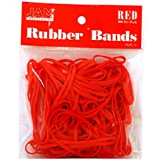Image of JAM PAPER Colorful Rubber. Brand catalog list of JAM Paper. This item is rated with a 5.0 scores over 5