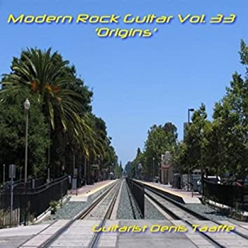 Modern Rock Guitar, Vol. 33: Origins