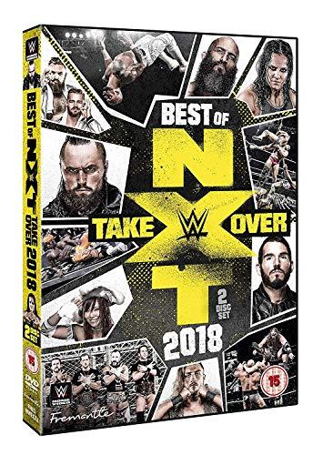 Wwe: Best Of Nxt Takeover 2018 [Edizione: Regno Unito]