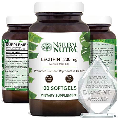 Natural Nutra Lecithin