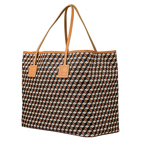 RELIQUIAE ESPAÑA Bolso Shopping L. Bolso de Hombro de Mujer. Bolso Exclusivo Diseño Elegante