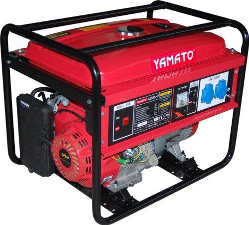 YAMATO Generatore G 5500 4T Kw 5,5 Cc 389 Avr Utensileria Elettrica