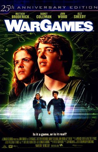 Pop Culture Graphics War Games Poster TV B 27x40 Matthew Broderick Dabney Coleman John Wood