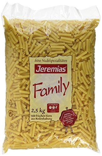 Jeremias Drelloni, Family Frischei-Nudeln, 1er Pack (1 x 2.5 kg Beutel)