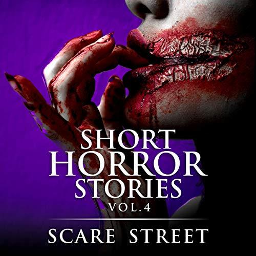 Page de couverture de Short Horror Stories: Vol. 4