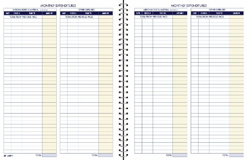Adams Bookkeeping Record Book, M...