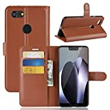 for Google Pixel 3XL Case PU Leather Wallet Cases...