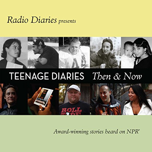 Teenage Diaries: Then and Now cover art