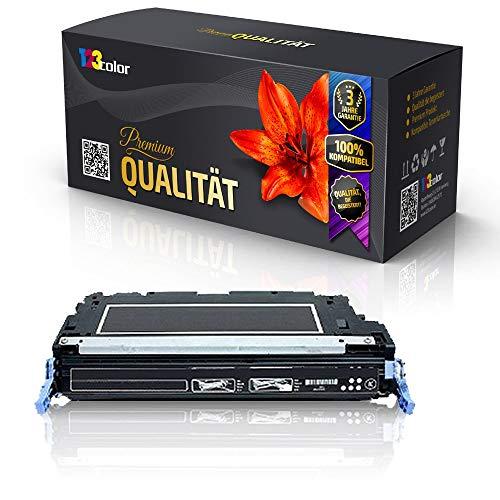Print-Klex Alternative Tonerkartusche für HP Color LaserJet CP3505 Series Color LaserJet CP 3505 X Color LaserJet CP 3505 XH Q6470A Q-6470 Schwarz