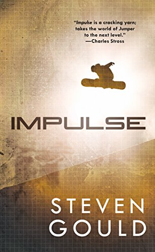 Impulse: A Jumper Novel (English Edition)