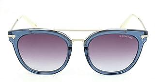 نظارات شمسية للجنسين من جي ستار لون اسود GS660S 440 5219