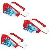 Intex Kool Splash Inflatable Slide Play Center with Sprayer, Red (3 Pack)