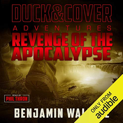 Revenge of the Apocalypse audiobook cover art