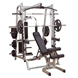 Body-Solid Series 7 Smith Master Package Kraftstation -