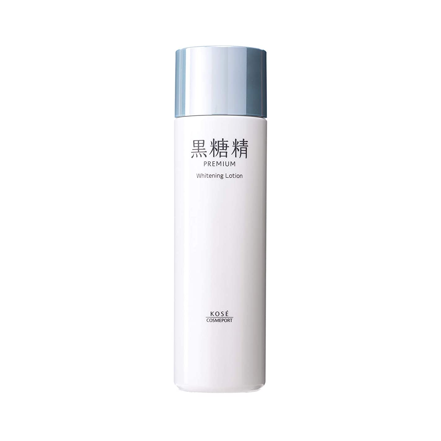 めったに発送実質的にKOSE 黒糖精 プレミアム ホワイトニング ローション 薬用美白 化粧水 180ml (医薬部外品)