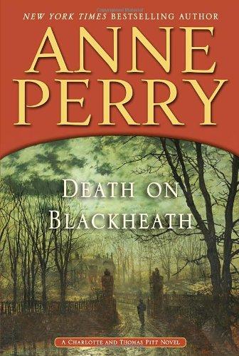 Image of Death on Blackheath: A Charlotte and Thomas Pitt Novel
