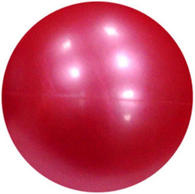 Direct store El Paso Mall Yoga 1-Pound Weighted Ball Red Pilates
