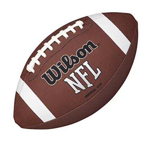 Wilson NFL Air Attack Football - Official