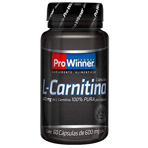 L-Carnitina (240 mg) 60 Cápsulas ProWinner