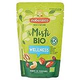 Noberasco i Misti Bio Wellness- Misto di frutta secca sgusciata ed essiccata biologica-Car...
