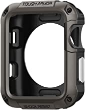 Spigen Tough Armor Designed for Apple Watch Case for 42mm Series 3 / Series 2 / Series 1 and Built in Screen Protector - G...