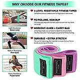 Zoom IMG-1 beau pro elastici fitness 3